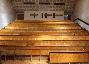 Велика лекційна аудиторія